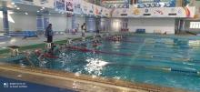 Республиканское первенство по плаванию среди юниоров и детей в г. Худжанд